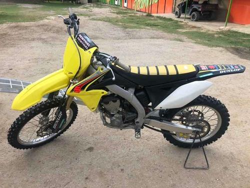 suzuki  250 rmz 2013