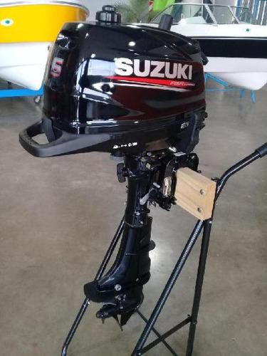 suzuki 6 hp 4 tiempos okm ecologico el mejor $$$$ stock real