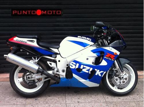 suzuki 600 gsx r !!! puntomoto !!! 15-27089671 con video