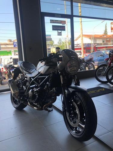 suzuki 650 motos