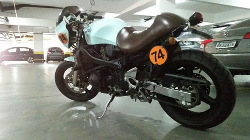 suzuki  750 f café racer