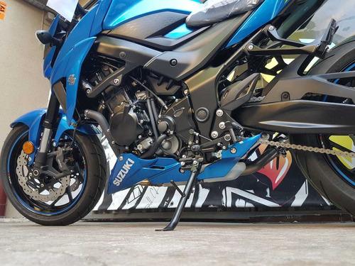 suzuki 750 gsx abs naked 0km 2019 japon 100% azul al 25/05