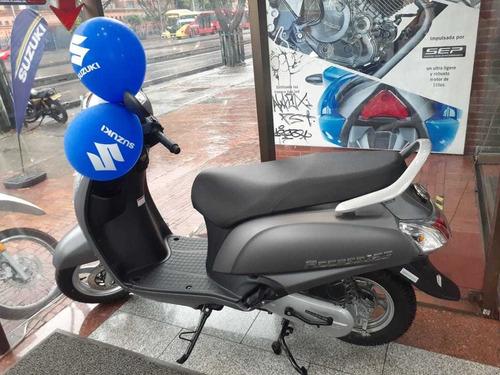 suzuki access 125cc 2021  - financiable