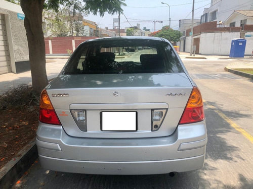 suzuki aerio sedan 2006 full equipo.