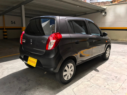 suzuki alto 800 c.c,  modelo 2018, financio 100%
