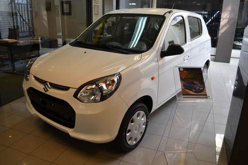 suzuki alto 800 version 2020 /  gl full / u$s10.490!