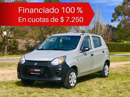 suzuki alto financiado 100 %
