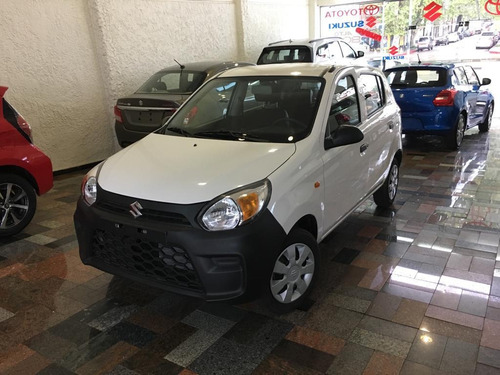 suzuki alto ga 800 + pantalla multimedia 100% financiado!!