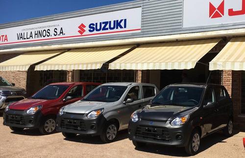 suzuki alto ga ok 2017 entrega inmediata seguro total gratis