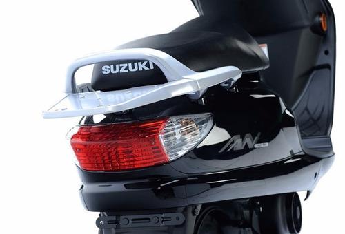 suzuki an 125 0 km entrega inmediata