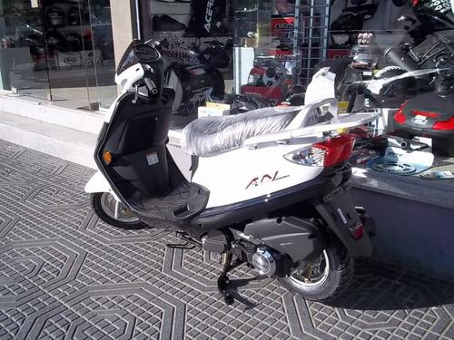 suzuki an 125 0km 2017 unica en motolandia
