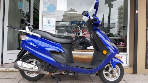suzuki an 125 2011 supply bikes