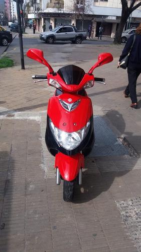 suzuki an 125  - anticipo con $19000 - tomo motos !