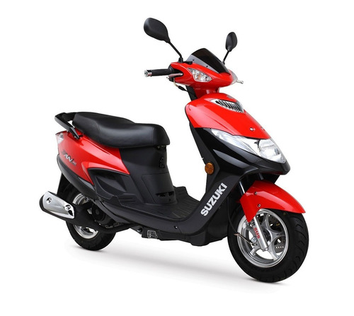 suzuki an 125 scooter 0km ciudad street calle dompa motos