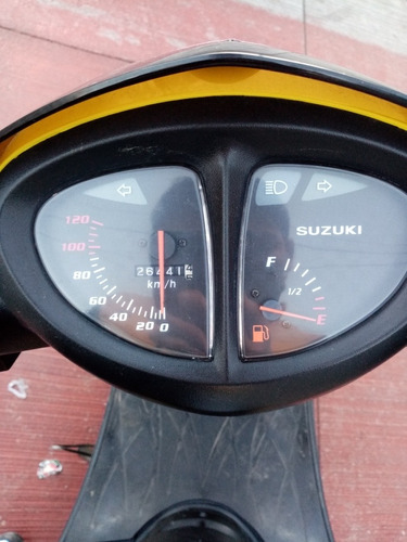 suzuki an 125cc