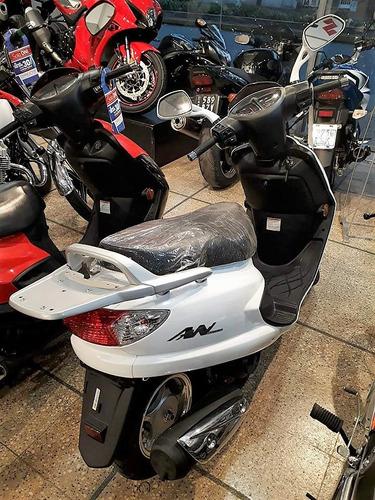 suzuki an125 scooter 0km 2018 consulte promocion de contado!