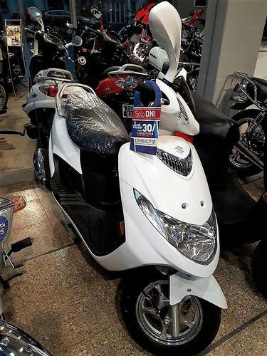 suzuki an125 scooter 0km 2018 en suzukicenter oferta!!