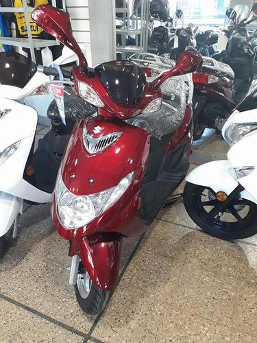 suzuki an125 scooter 2018 0km consulte ahora 12 y 18!!
