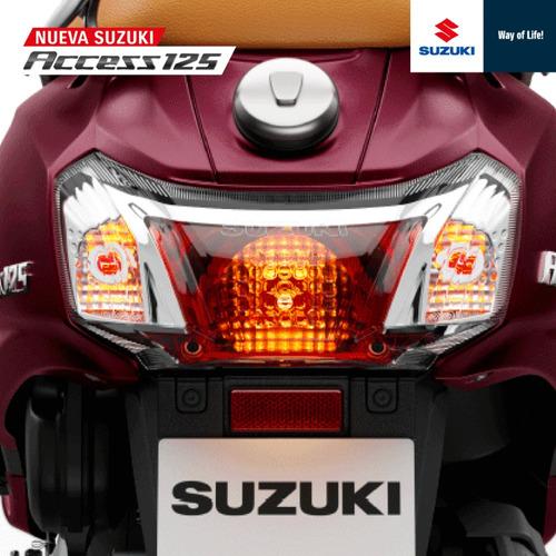 suzuki automática access 125