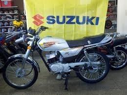 suzuki ax 100 0km. 100% financ. ya!!!