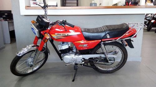 suzuki ax 100 0km 2018 delisio motos