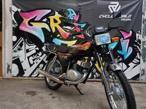 suzuki ax 100 0km 2020 promo stock ya 30/9  cycle world