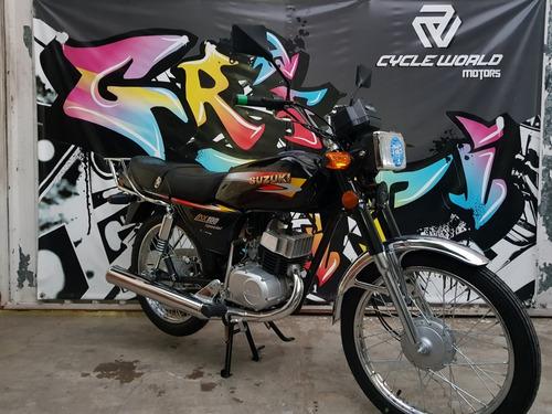 suzuki ax 100 0km 2020 promo ultimos dias  19/7  cycle world
