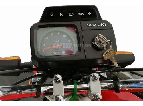 suzuki ax 100 0km oferta 2020