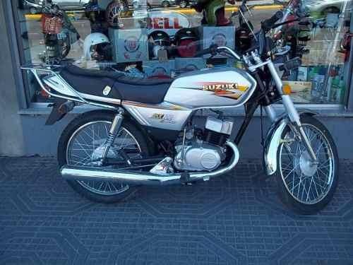 suzuki ax 100 2018 okm en motolandia!