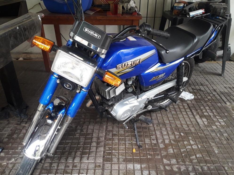 Suzuki Ax 100 - $ 23,000 en Mercado Libre