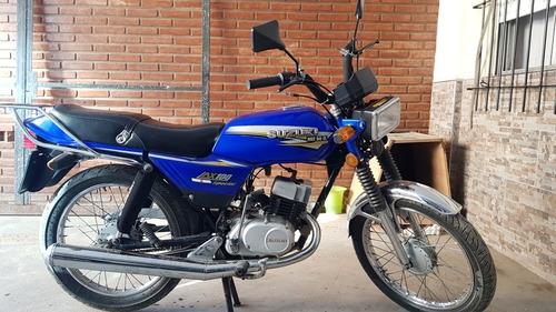 Suzuki Ax 100 - $ 45.000 en Mercado Libre