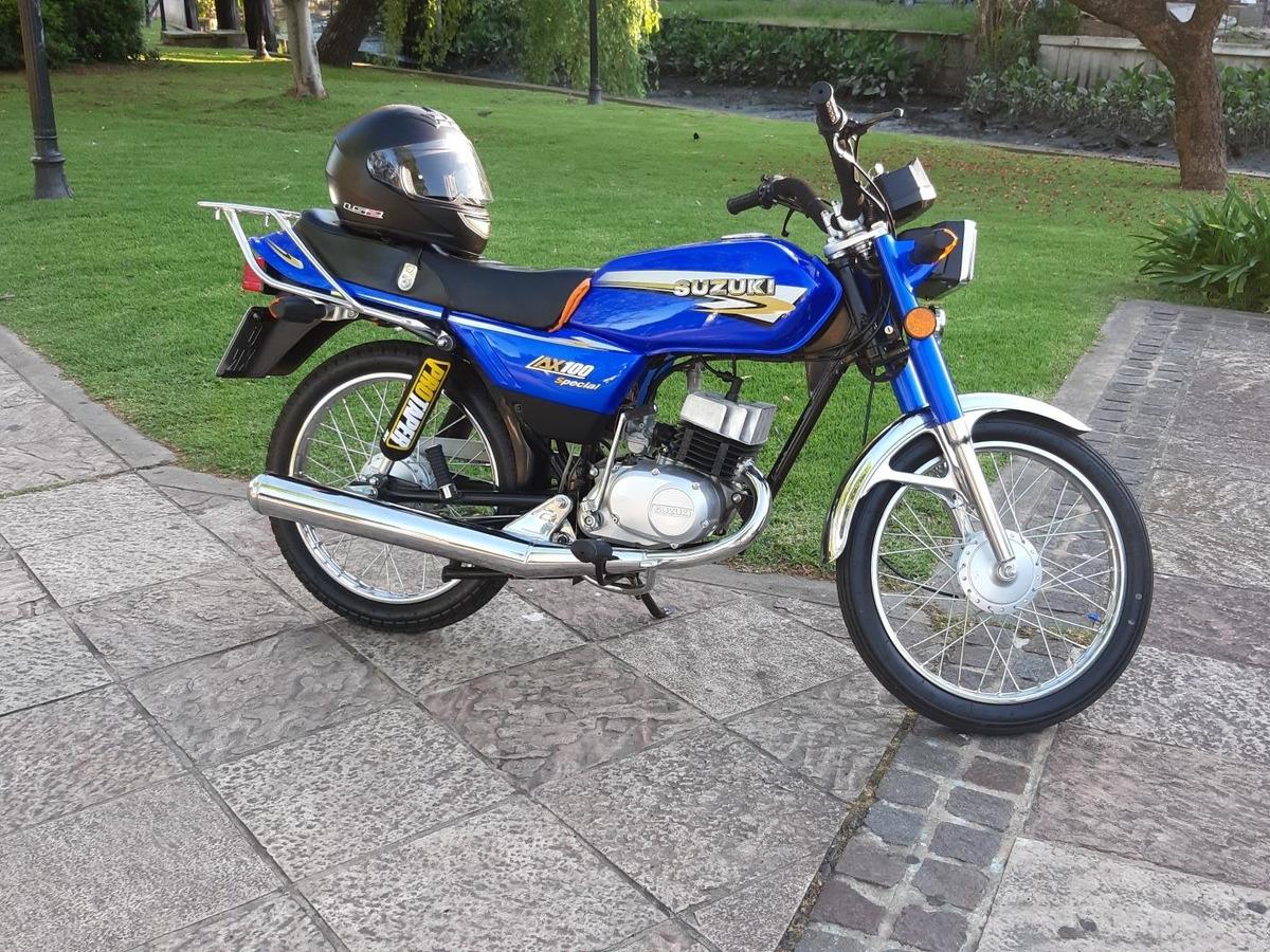 Suzuki Ax 100 - $ 30.000 en Mercado Libre