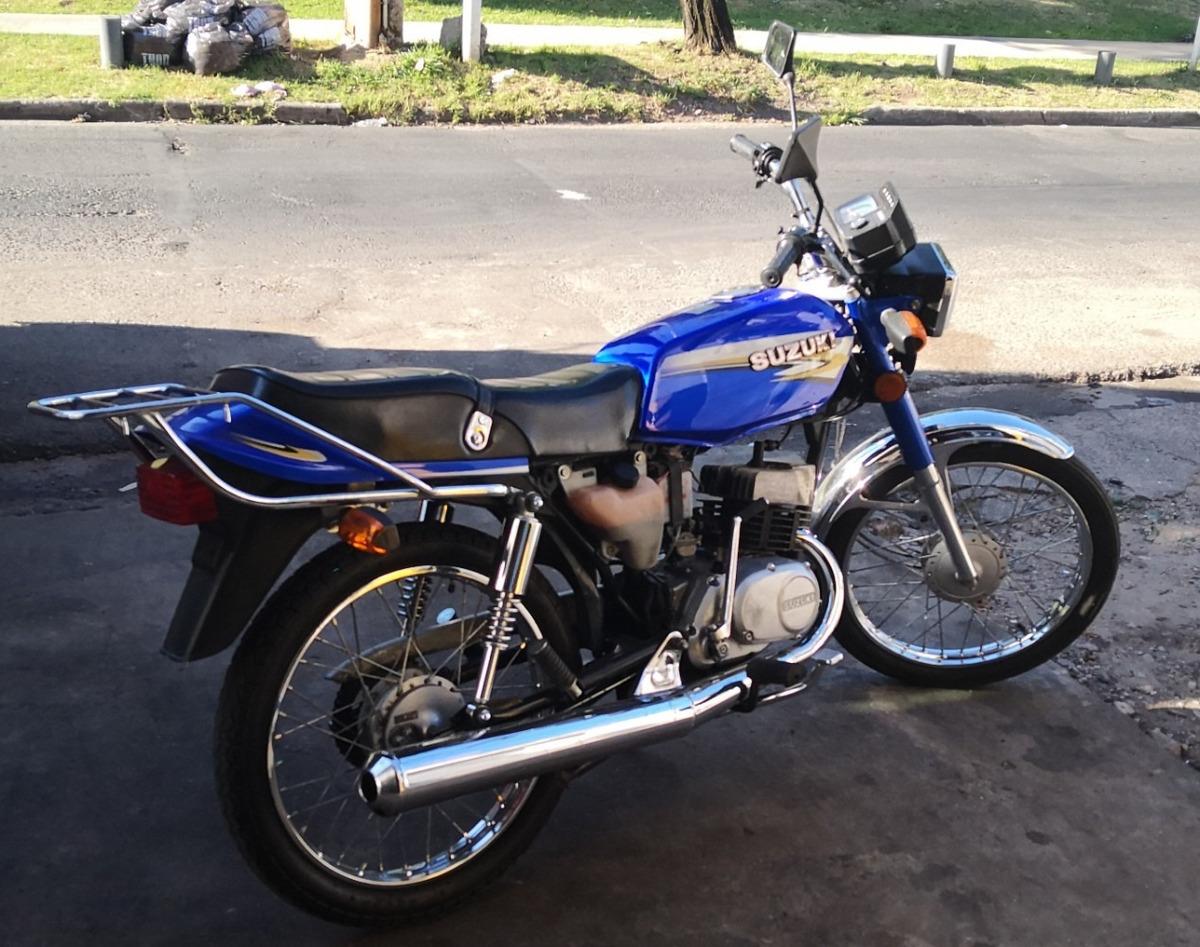 Suzuki Ax 100 - $ 29.000 en Mercado Libre