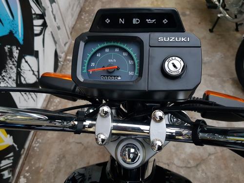 suzuki ax 100 clasic 0km 2020 indestructible ahora 12 a 25/5
