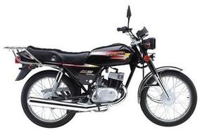 moto suzuki 100 tuneado