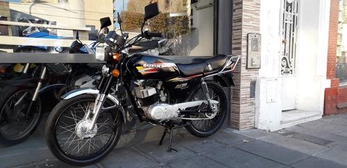 suzuki ax 100 financio permuto qr motors