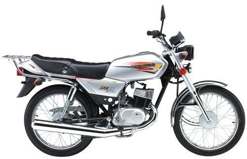 suzuki ax 100 motolandia !!