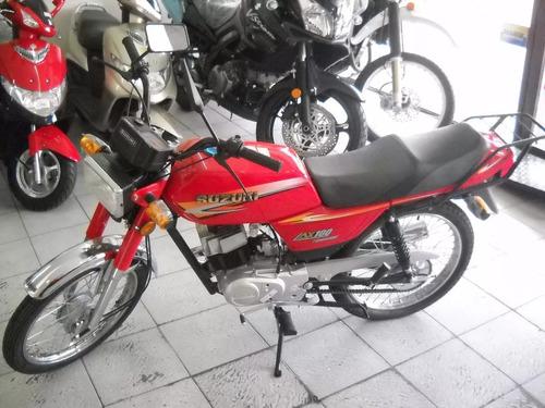 suzuki ax 100 motolandia!!!!