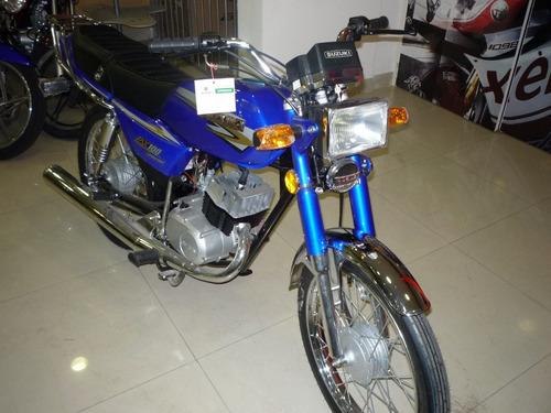 suzuki ax 100 motolandia libertador 14552 tel 4792-7673