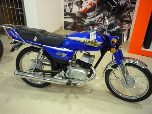 suzuki ax 100 motolandia  valor de contado