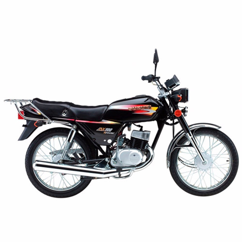 suzuki ax 100 special eccomotor