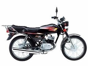 suzuki ax 100cc solo con dni- aprob telefonica