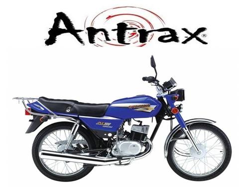suzuki ax100 $23.160 entrega ya antrax avellaneda