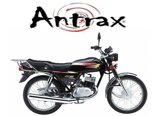 suzuki ax100 $24.360 entrega ya antrax avellaneda