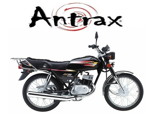 suzuki ax100 entrega ya antrax avellaneda