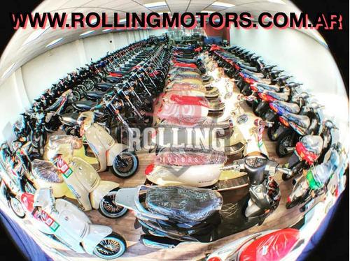 suzuki ax100 rojo 0km motos 2018