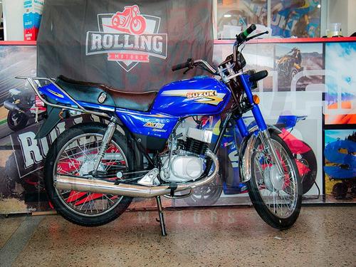 suzuki ax100 special 0km motos 2018 ahora 12 hot sale