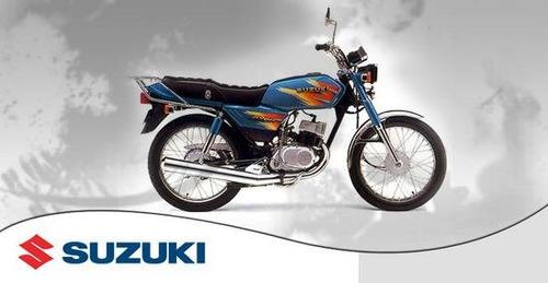 suzuki ax100 special 2t !!  -  km8motos