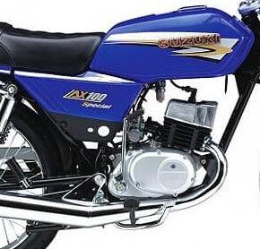 suzuki ax100 special  - motos 32 0km 2020 - la plata