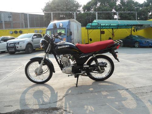 suzuki ax4 moto